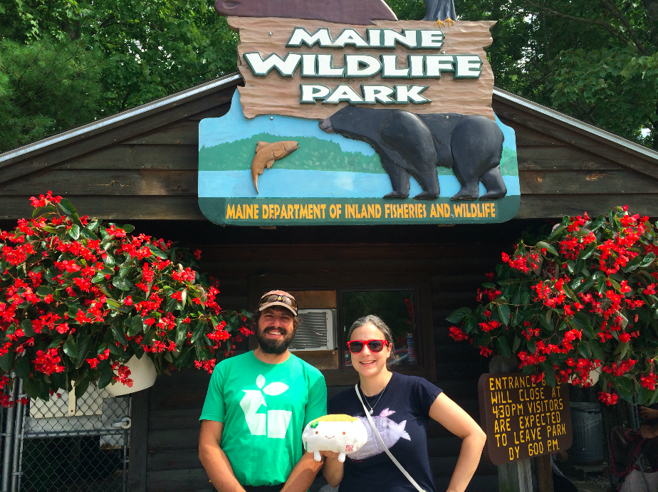 Maine Wildlife Park