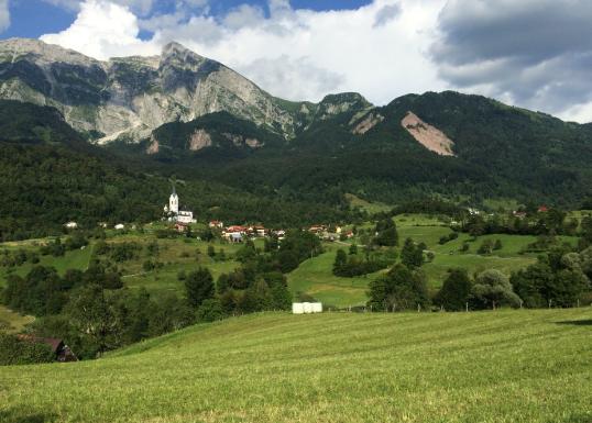 Near Kranjc