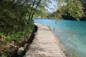 Plitvice Boardwalk