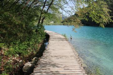 Plitvice Boardwalk