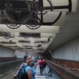 Porter Station Subway