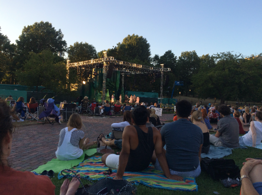 Shakespeare on the Common