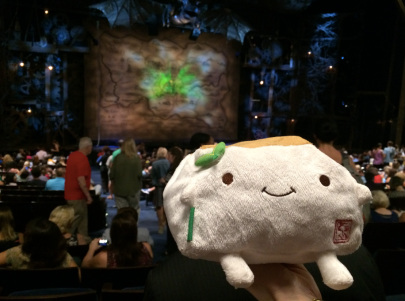 Tofu San at Wicked