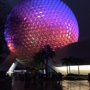 Iconic Epcot shot