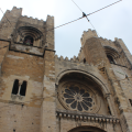 Lisbon Church Outside