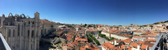 Lisbon Pano
