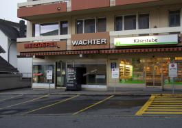Shops in Vaduz