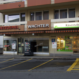 Shops in Vaduz