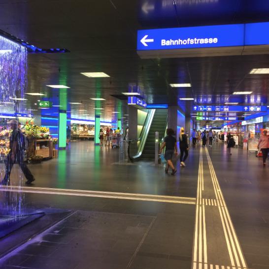 Station in Zurich