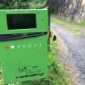Vaduz Trash Can