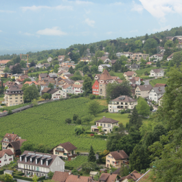 View of Vaduz