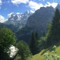 Views from Murren