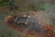 Bubbling Mud Pits