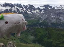 Shilthorn, Switzerland