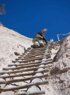 Bandelier Climb