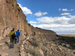 Puye Cliffs Guide