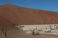 Deadvlei people
