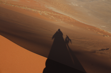 Shadow on Dune 45